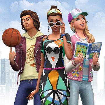 The Sims w Miludach